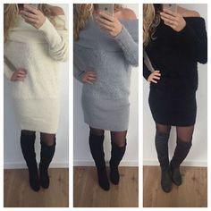 F L U F F Y  C O L  D R E S S  http://www.carefashionstore.nl/dames/vesten-en-truien.html Deze trui is heerlijk zacht en heeft de perfecte lengte en ook nog eens een heerlijke col... we are in love ❤️ #fluffy #fluffysweater #sweaterweather #sweater #sweaterdress #fashion #netherlands #fashionwebshop