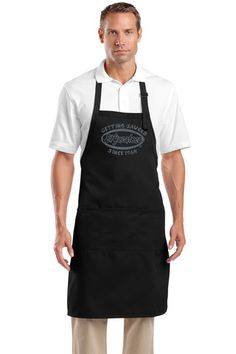 d7b0d601559e El Yucateco Getting Sauced Chef Apron - Black – El Yucateco Gear Shop Shop  Apron