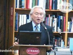 "Michio Kaku ""The Physics of the Future"" Part 1 of 5"