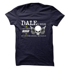 Sure DALE Always Right 1C^DALEDALE