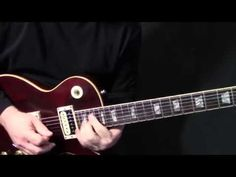 "performance | how to play ""Comfortably Numb"" second guitar solo by Pink Floyd 
