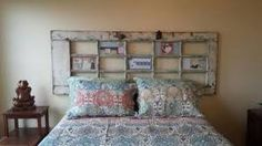 Image result for old doors as headboards