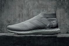 "adidas ACE 16+ Purecontrol UltraBOOST In ""Grey Camo"" https://thedropnyc.com/2017/02/28/adidas-ace-16-purecontrol-ultraboost-in-grey-camo/"
