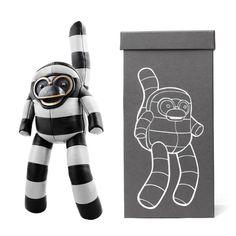Blamo Toys Monkey Plush