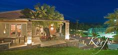 Penelope Villas, Kouramaditika / Korfu Mitte - - Ferienhaus der Luxusklasse zu mieten bei Korfu Exklusiv