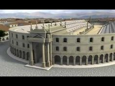 Virtual Reality reconstruction of Ancient Rome's Circus Maximus, by Progetto Traiano