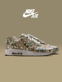 Nike Air Max 1 #camo #sneakers