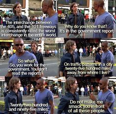 criminal minds, spencer reid, derek morgan, one of the most amusing interactions… Tv Quotes, Movie Quotes, Fandoms, Criminal Minds Memes, Dr Spencer Reid, Spencer Reid Quotes, Dr Reid, Behavioral Analysis Unit, Crimal Minds