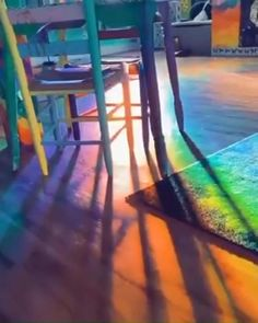 Chalk Drawings Sidewalk Discover Bring the rainbow into your house This window film creates rainbow visual effect when sunlight shines through after installation.