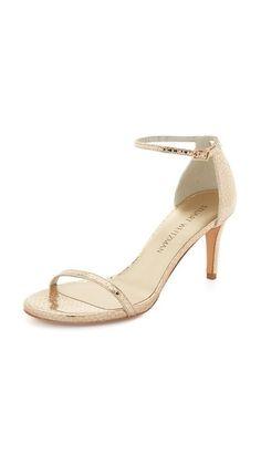 fa0e8df4cd0 Naked Sandals. Bright ShoesBridesmaid ...