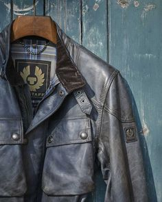 Easy Canvas Art, Belstaff, Blue Brown, Panther, British, Mens Fashion, Link, Classic, Clothing