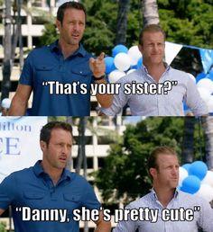 Steve and Danny | Hawaii Five-0 | S07E10 | Ka Luhi