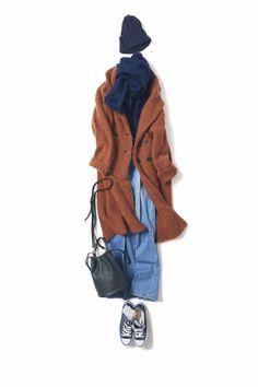 菊池京子 公式ブログ - autumn town color - Powered by LINE Hijab Fashion, Fashion Outfits, Womens Fashion, Casual Wear, Casual Outfits, Snoopy T Shirt, Ugly Holiday Sweater, Japan Outfit, Recycled T Shirts