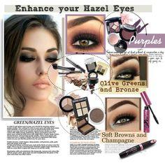Eye Makeup Tips – How To Apply Eyeliner – Makeup Design Ideas Hazel Eye Makeup, Eye Makeup Tips, Skin Makeup, Makeup Inspo, Makeup Ideas, Hazel Green Eyes, Hazel Eyes, Green Eyes Pop, All Things Beauty
