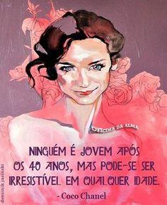 SEMPRE Chanel...