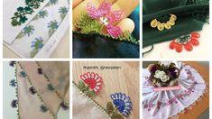 Rekor Derecede Beğeni Alan Şahane İğne Oyası Modelleri Floral, Flowers, Jewelry, Jewellery Making, Jewerly, Jewlery, Royal Icing Flowers, Jewelery, Flower