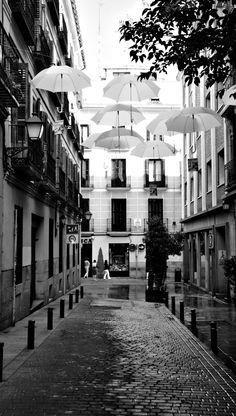 District las Letras, Madrid
