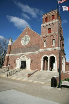 St.Mary's Catholic Church 5th and BroadSt.