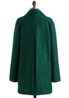Finding Emeralds Coat - Back by aisha