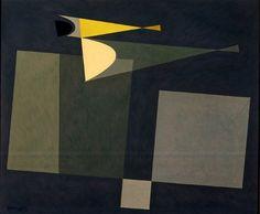 Arturo Bonfanti - Composizione ingenua (Composition naive) (1959) - GAMeC di Bergamo