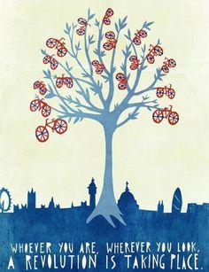 Bike Tree Revolution
