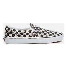 Vans X Peanuts Men s Classic Slip-On Trainers - Snoopy Checkerboard ( 72) 89deb03b3