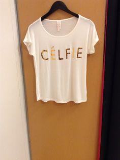 New célfie shirt only $18.00