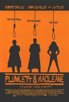Plunkett and Macleane Movie Poster