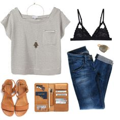 Never say never, created by sophiehackett on Polyvore