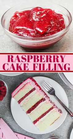 Raspberry Cake Filling – The Easiest Way to Elevate Any Dessert This raspberry cake filling is the perfect consistency, and is packed with that delicious tart raspberry flavor! It's sure to elevate any dessert! Cake Filling Recipes, Frosting Recipes, Cupcake Recipes, Baking Recipes, Cupcake Cakes, Dessert Recipes, Fondant Cakes, Car Cakes, Frosting Tips