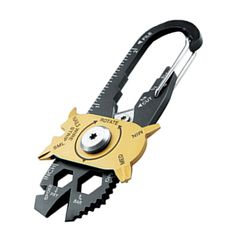 Outdoor Tools Gadget Portable EDC Portable Mini Utility FIXR 20 in 1 Pocket Multi Tool Keychain Outdoor Camping Key Ring * This is an AliExpress affiliate pin. Details on product can be viewed on AliExpress website by clicking the VISIT button Outdoor Tools, Outdoor Survival, Outdoor Camping, Camping Outdoors, Outdoor Gear, Camping Tool, Outdoor Gadgets, Camping Gadgets, Outdoor Stuff