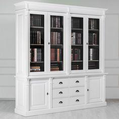 GRAND COLLECTION шкаф-витрина - Книжные шкафы, витрины, библиотеки - Гостиная и кабинет - Мебель по комнатам