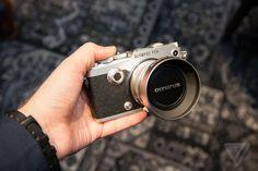 The Olympus Pen-F is a classic film camera with digital guts - The Verge Classic Camera, 35mm Camera, Classic Films, Olympus, Binoculars, Smart Watch, Cameras, Photography Blogs, Digital Camera