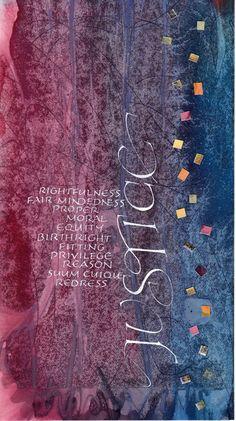 Gemma Black Calligrapher: Calligraphy