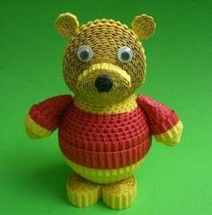 3D Winnie The Pooh