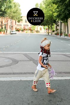 Duchess and Lion Children's Clothing Co.
