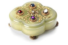 A Fabergé bell push