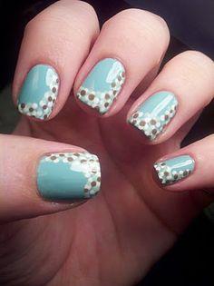 super easy nails