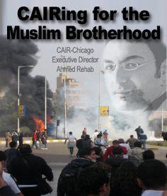 CAIRingfortheMuslimBrotherhood-vi ILLINOIS MOSQUE claims to have gotten threatening letter 02/22/15