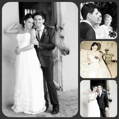 Two absolute stunning people. Crisinda got married at Die Akker Venue, situated in Pretoria. If it is romance you are after then this is your place. I loved her dress, classic and flattering for her slender body