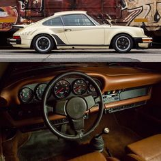 """regram @classiccarchasers Kills Bugs Fast: ClassicCarChasers.com _____________________________________________ 1976 Porsche Turbo Carrera Factory """"turbo designation"""" graphics @LBILimited @MotorCarStudios $POR The 911 Turbo which was internally dubbed the Type 930 boasted a top speed a hair over 155 mph and was one of the fastest automobiles of its day. Car & Driver magazine recorded a 060 time of 4.9 seconds in their December 1975 issue calling the car a Panzer among Porsches; a street racer…"""