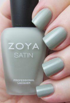 Zoya Polish (non-toxic, environmentally sound)