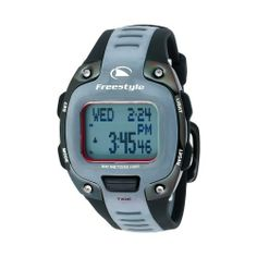 Freestyle Men's FS80960 The Tide 3.0 Chronograph Watch Freestyle. $69.99. Water-resistant to 330 feet (100 M). Quartz movement. Case diameter: 42.25 mm. Plastic case; digital-gray dial; chronograph functions. Mineral crystal