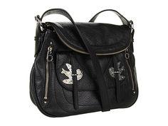 Marc by Marc Jacobs Petal to the Metal Natasha Black - Zappos.com Free Shipping BOTH Ways I want this purse soooo bad!!!