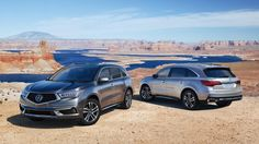 The new cars 7 : Acura MDX Sport Hybrid 2017  | Advance & Technology