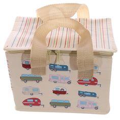 Colección de Bolsas plegables Refrigerantes varios diseños...!!! Modelo: Caravanas.