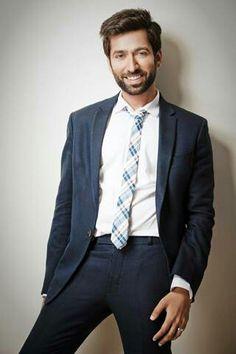 Nakuul Mehta Photoshoot Nakul Mehta, Dil Bole Oberoi, Mr Perfect, Indian Celebrities, Nirvana, Core, Suit Jacket, Handsome, Hairstyle