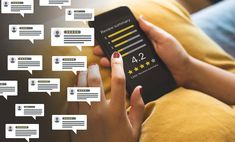ICYMI: Het belang van reviews Machine Learning Tools, Cafeteria Food, Chicago Hotels, Customer Relationship Management, Online Reviews, Bubbles, Told You So, Restaurant, How To Get