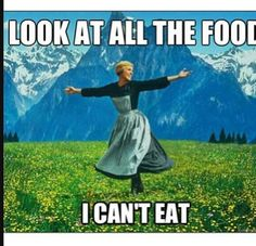 This made me laugh :) I feel this way sometimes so then I just eat it.