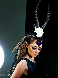 What I failed to accomplish with my thrift shop ram horns this year.
